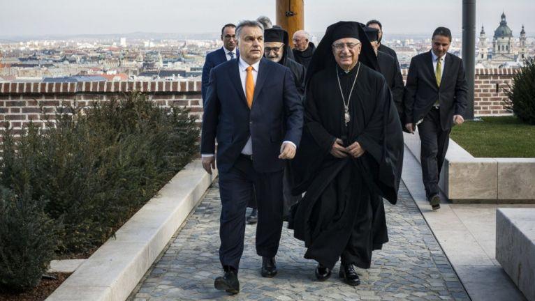 Melkiten-Patriarch bedankt sich für Ungarns Unterstützung