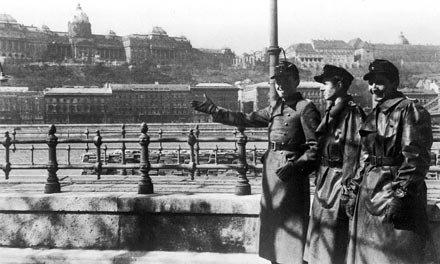 19. März: Vor 75 Jahren marschierte die Wehrmacht in Ungarn ein