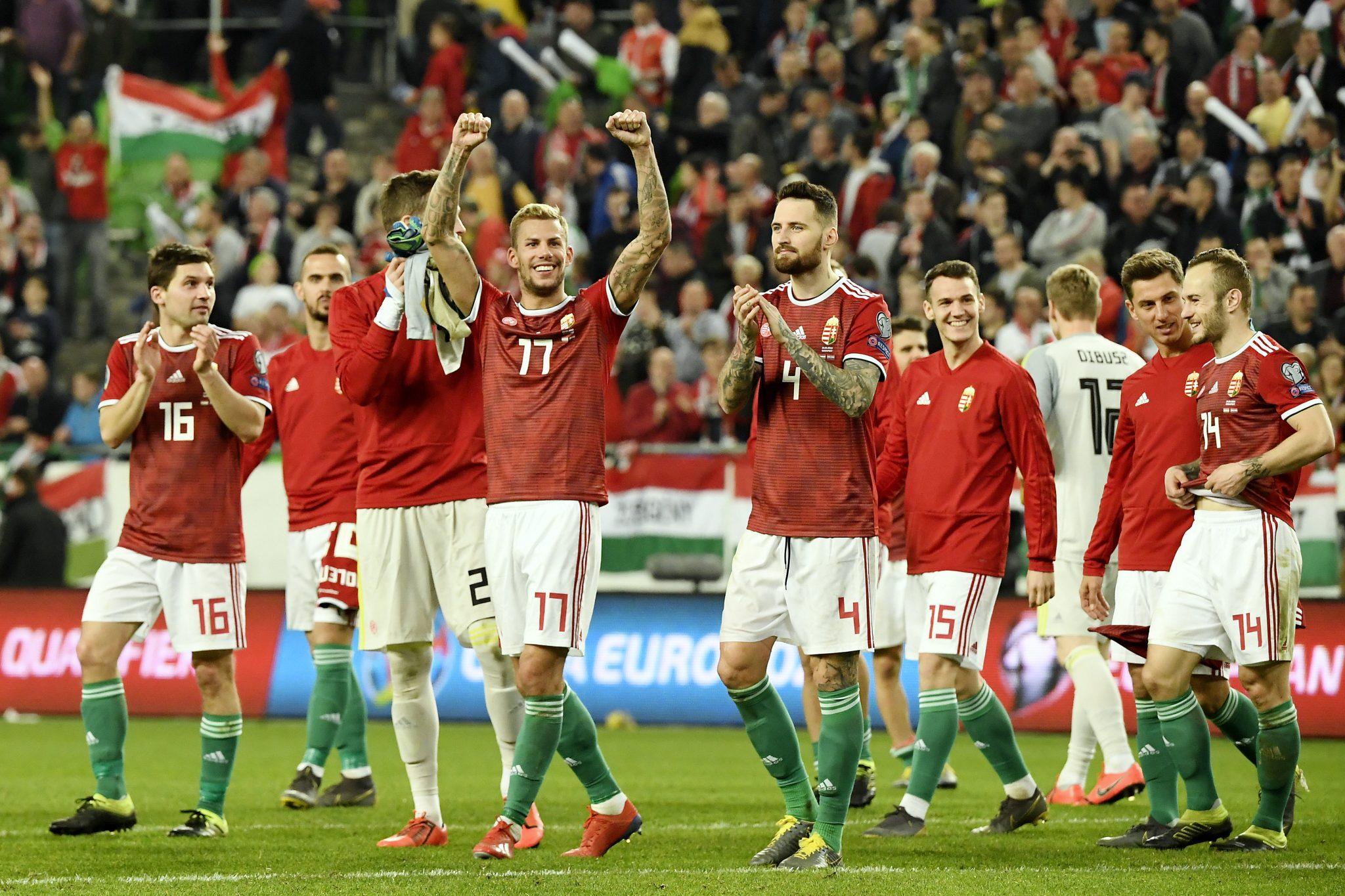 Ungarische Nationelf schlägt Vize-Weltmeister Kroatien! post's picture