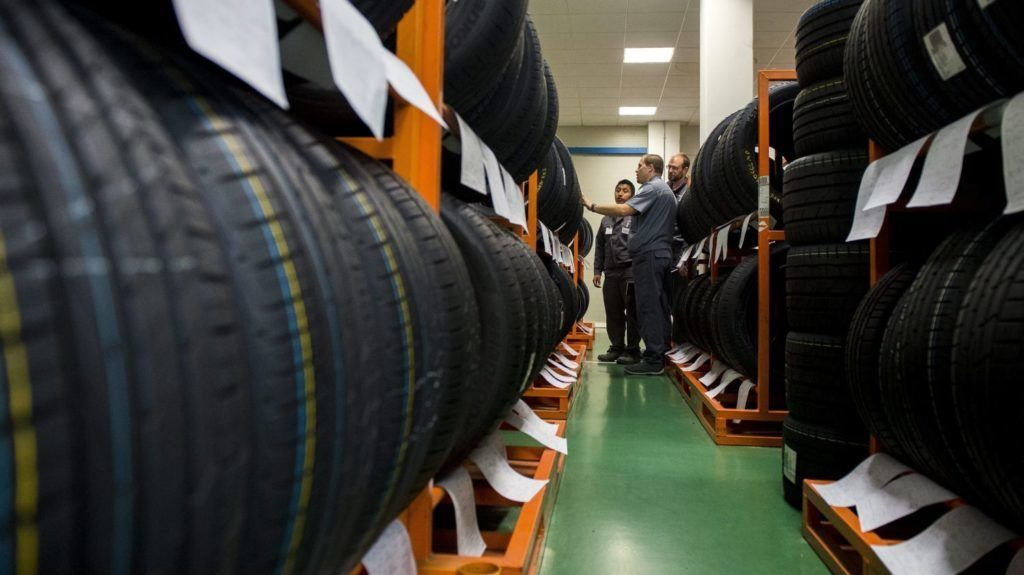 Streik bei Hankook Tire Hungary post's picture