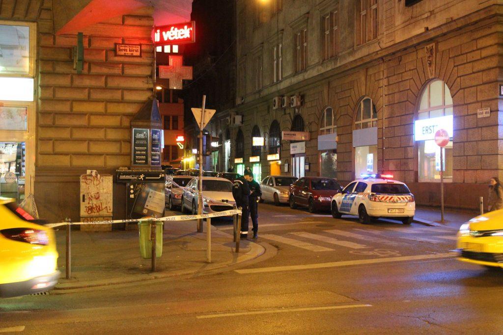 Schießerei in der Budapester Innenstadt: zwei Männer festgenommen post's picture