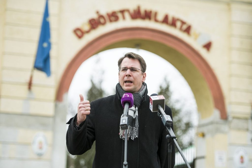 Ungarische Opposition schließt gegen Fidesz bei Kommunalwahlen zusammen post's picture
