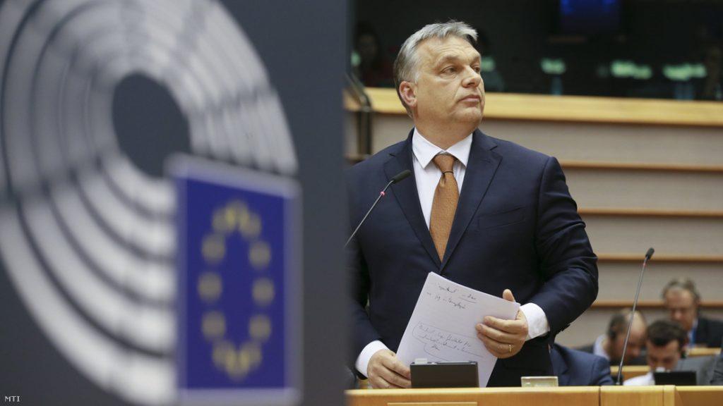 """Orbán: """"Ich tue alles für den Erfolg der Volkspartei und will, dass sie die Europawahl gewinnt"""" post's picture"""