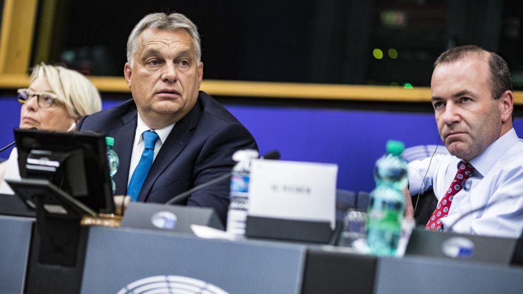 EVP-Chef stellt Ungarn-Premier ein Ultimatum post's picture