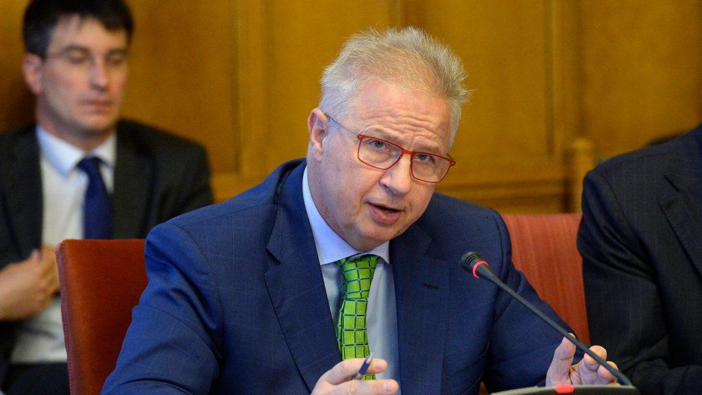 """""""Momentan gibt es keinen Plan B"""" – betont Fidesz-Spitzenkandidat im F.A.Z. Interview"""