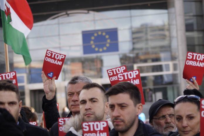 Ungarische Sozialisten bereiten sich mit SPD auf die EP-Wahlen vor post's picture