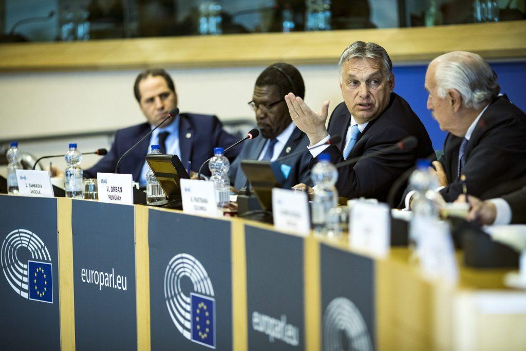 """Orbán: """"Eine Strategische Debatte mit der EVP ist nach der Wahl unvermeidlich"""" post's picture"""