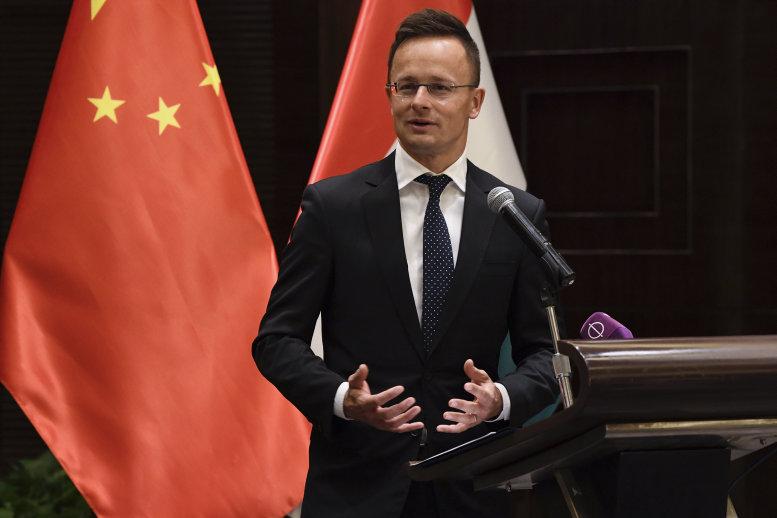 Außenminister Szijjártó: China ist wichtigster Handelspartner Ungarns außerhalb der EU post's picture