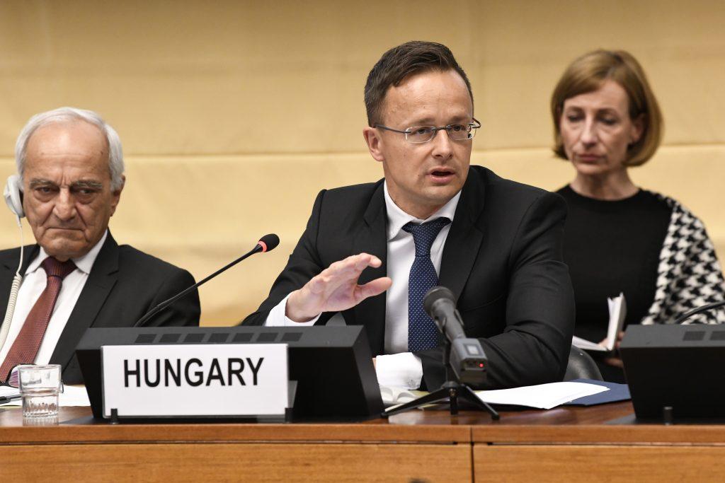 Außenminister Szijjártó weist die Kritik des deutschen Amtskollegen zurück post's picture