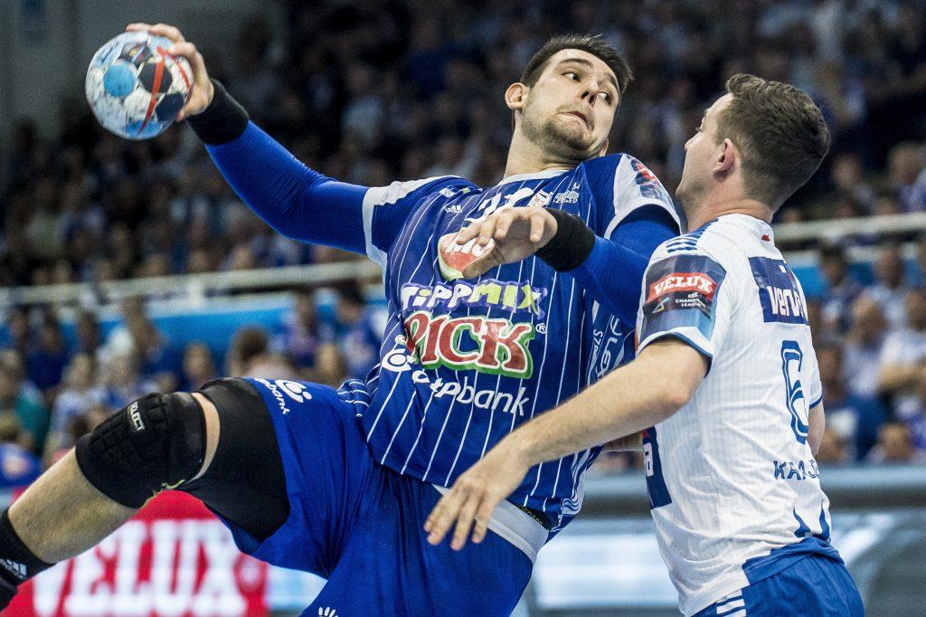 Handball Champions League: Szeged und Veszprém unter Europas besten acht Teams
