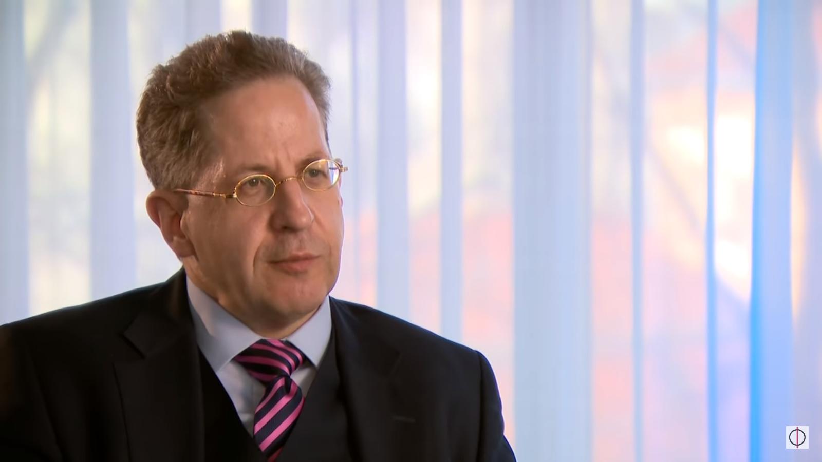 Deutscher Ex-Verfassungsschutzpräsident kritisiert Merkels Migrationspolitik im ungarischen TV post's picture