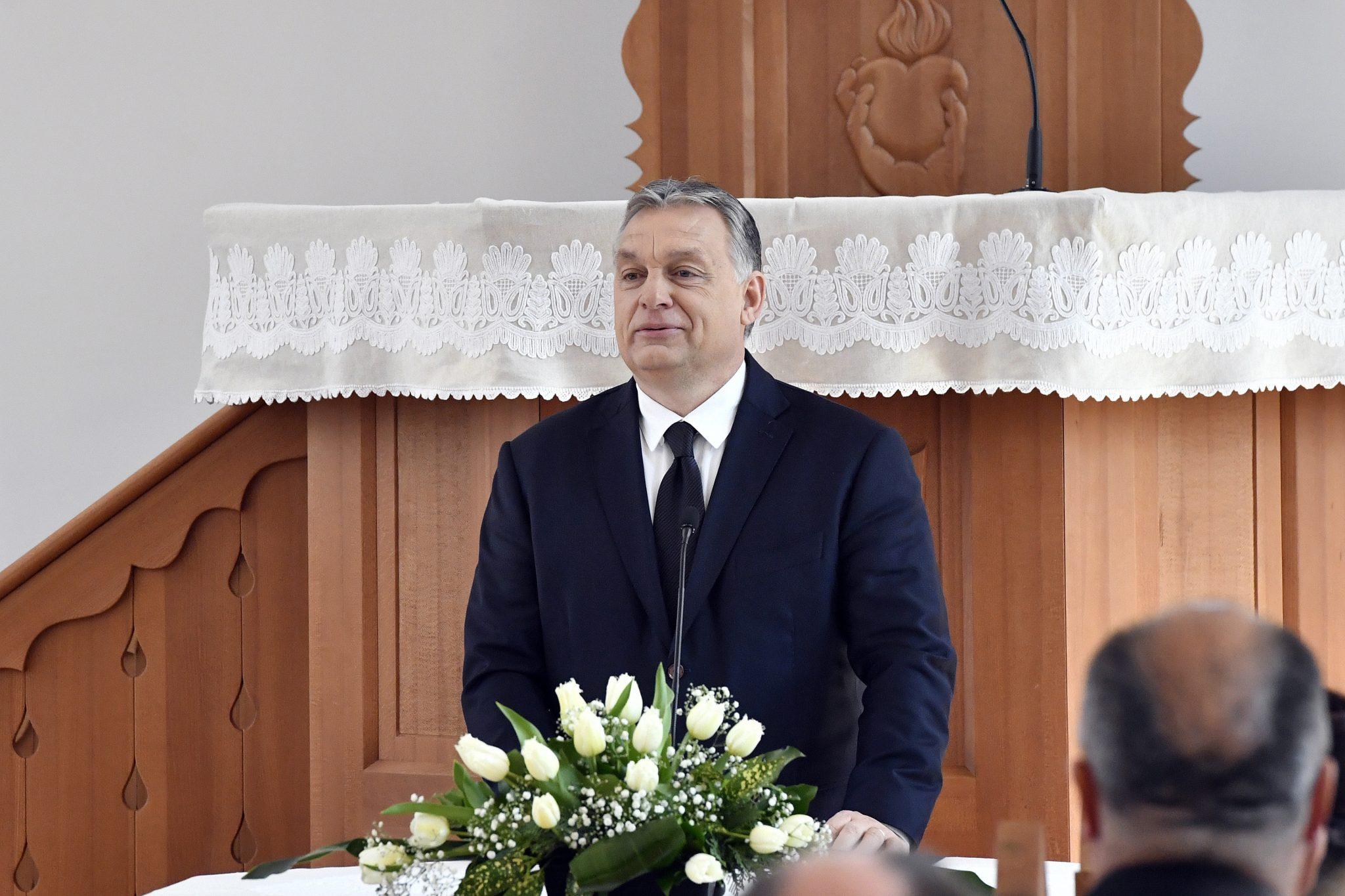 """Orbán: """"Keine Freiheit und kein europäisches Leben ohne christliche Kultur"""" post's picture"""