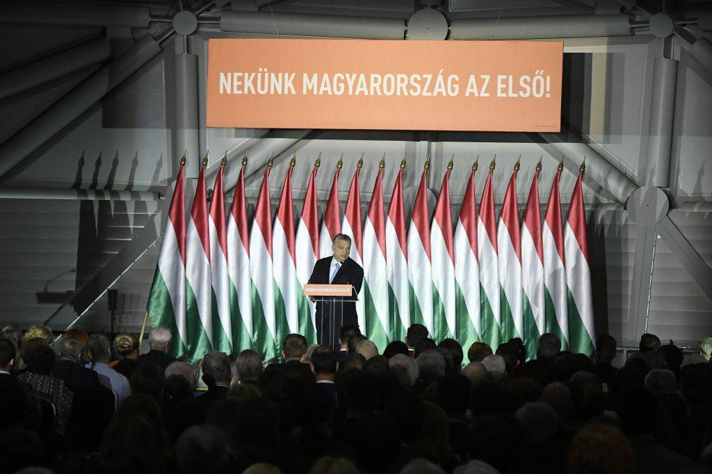 Viktor Orbán läutet den Europawahlkampf ein post's picture