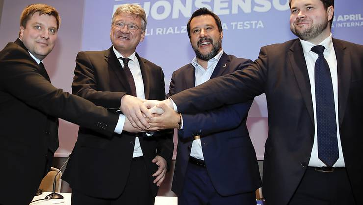 "Salvini: ""Ich hoffe, dass sich auch Fidesz unserer Allianz anschließt"""