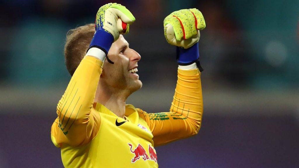 """Gulácsi erneut geehrt: RB Leipzigs Torhüter Ungarns """"Fußballer des Jahres"""" post's picture"""