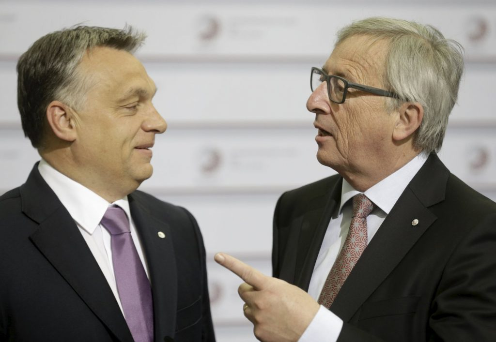 Juncker: Orbán ist kein Diktator post's picture