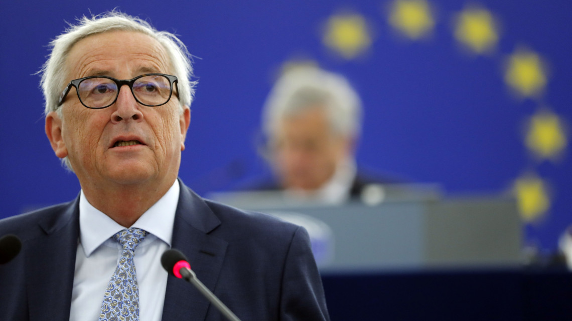 "Außenminister Péter Szijjártó: ""Juncker verachtet die Bürger Europas"" post's picture"