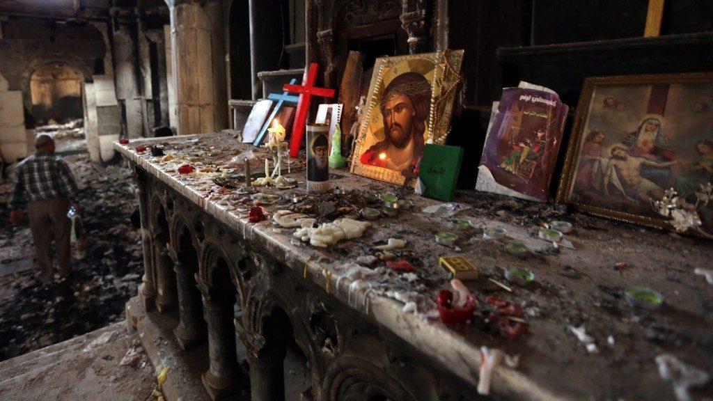 """""""Christen waren in der Geschichte immer wieder Verfolgungen ausgesetzt"""""""