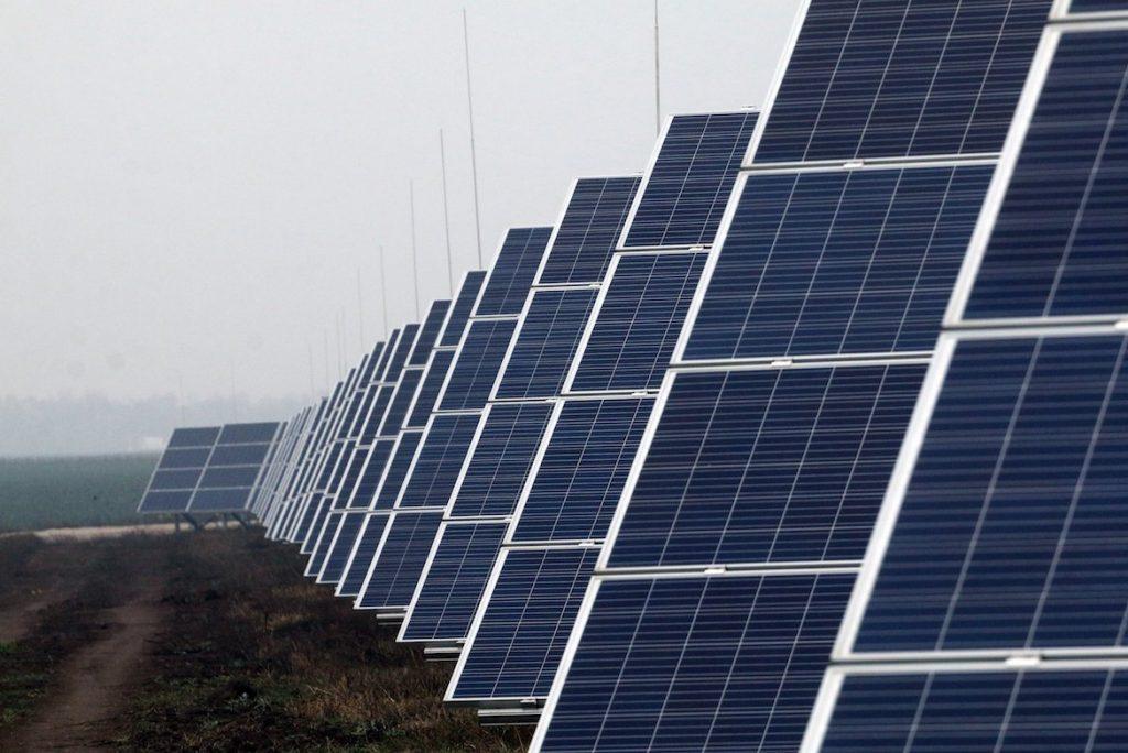 Eurotrade legt Grundstein für 5-MW-Solarpark