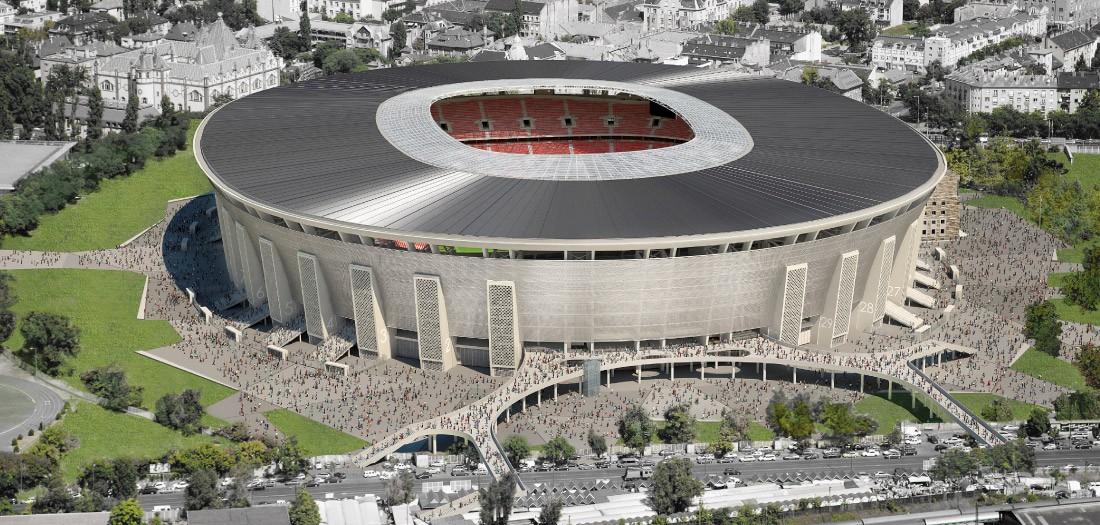 Ungarns brand-neues hochmodernes Stadion zur Fußball EM 2020 – mit VIDEO! post's picture