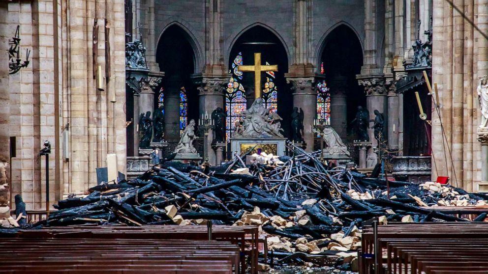 Brand von Notre Dame: Orbán drückt sein Mitgefühl aus