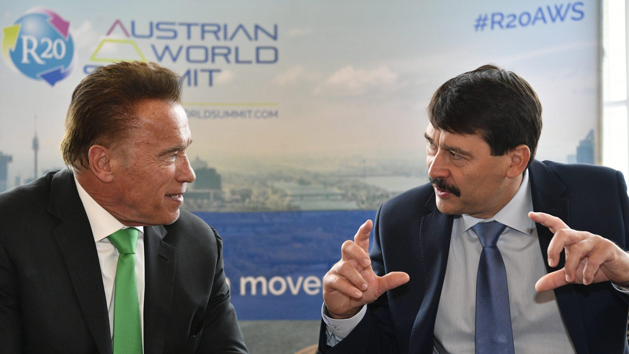 Präsident Áder: Ungarns Kampf gegen den Klimawandel hat Ergebnisse post's picture