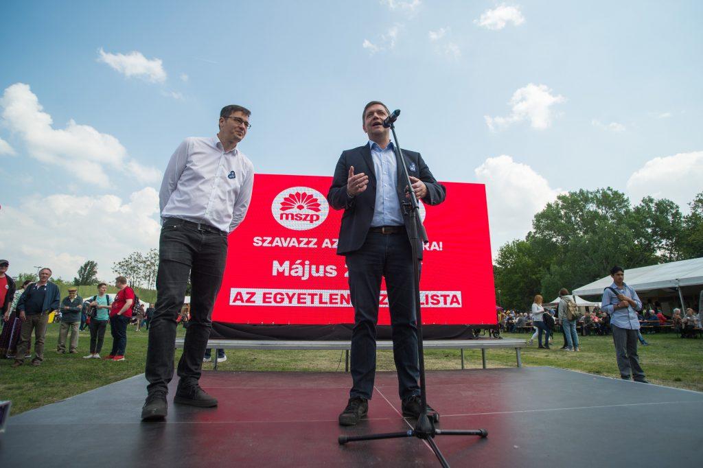 Linke: Regierung sei Feind der Arbeiter