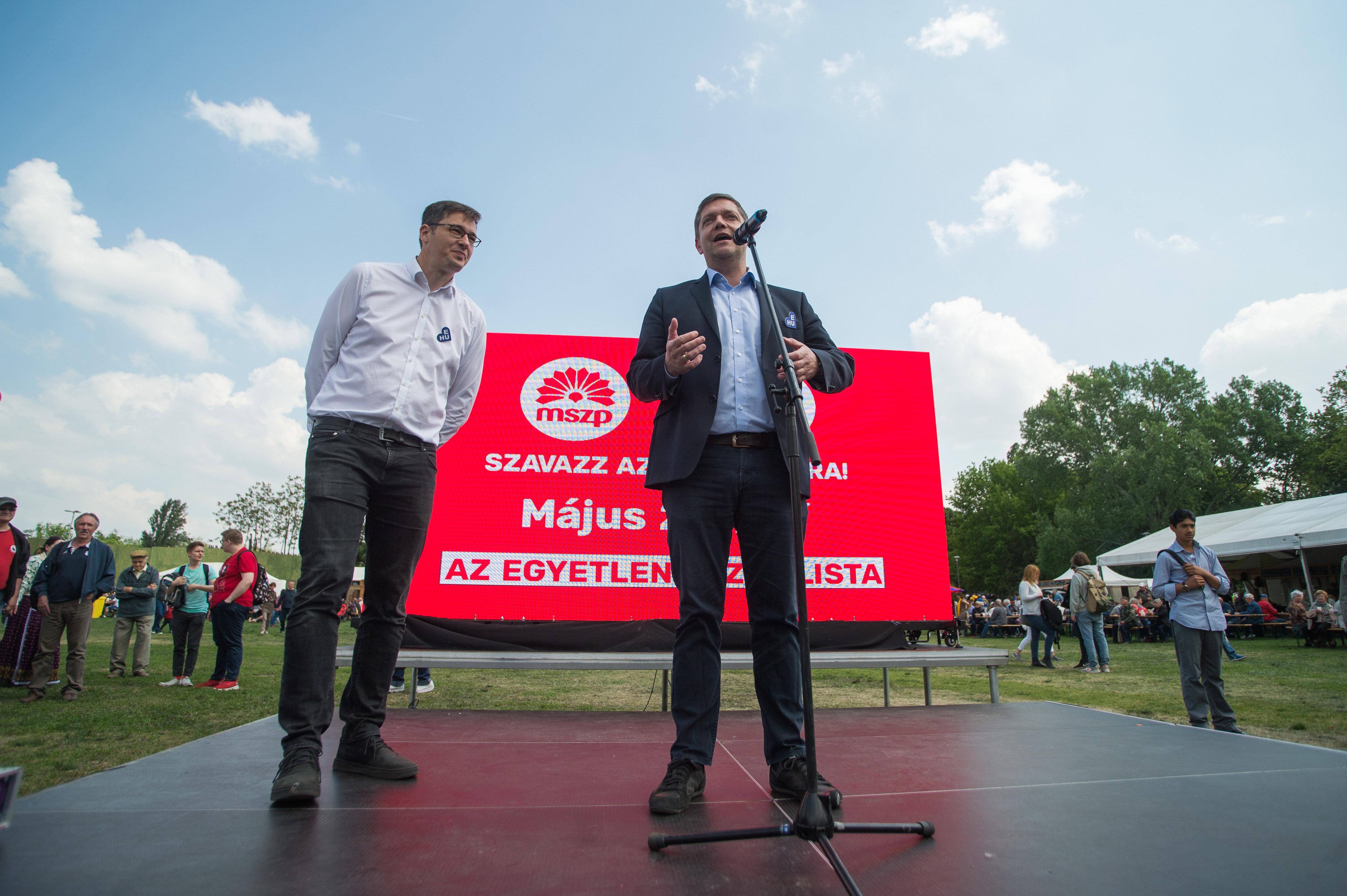 Linke: Regierung sei Feind der Arbeiter post's picture