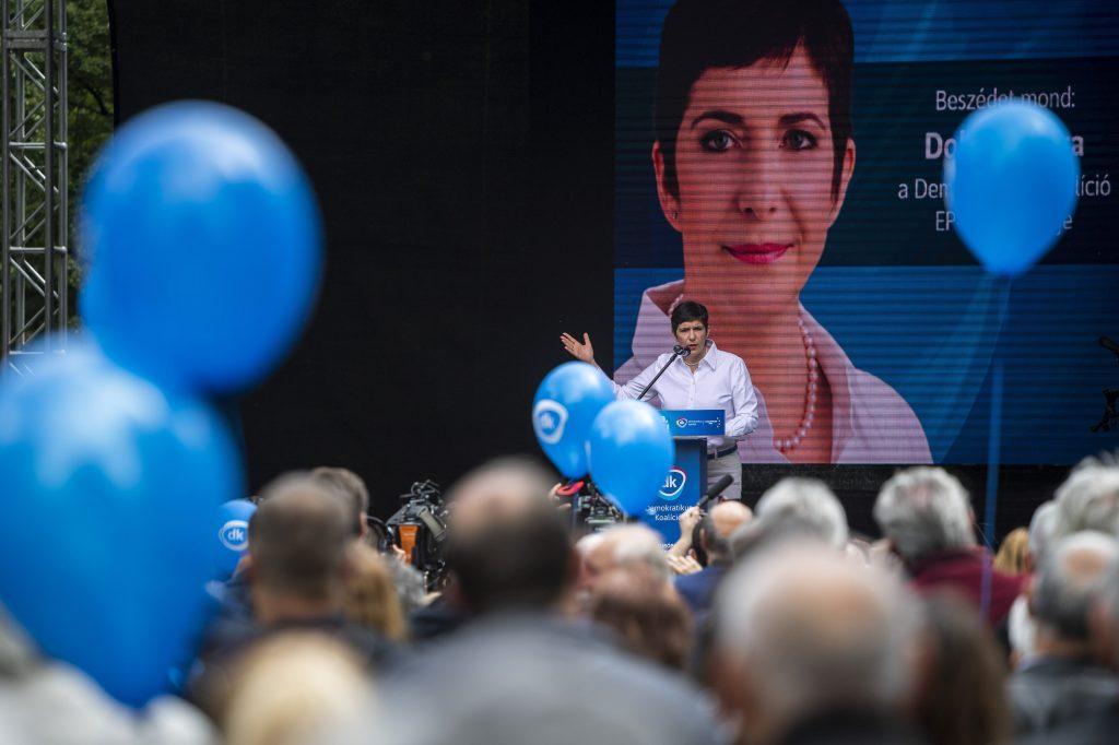 """DK Spitzenkandidat Dobrev: """"Kein Leben"""" außerhalb der EU post's picture"""