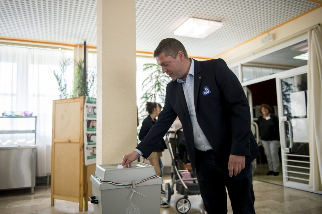 EP-Wahl – Oppositionsparteien fordern Menschen zur Abstimmung auf