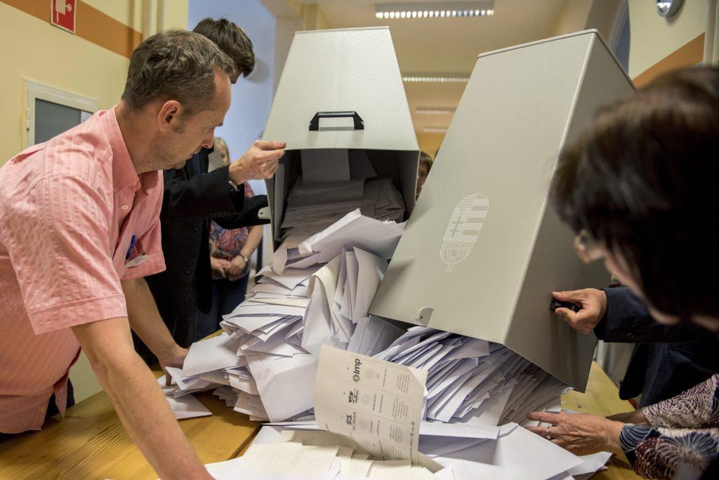 Budapost: Regierung und Opposition Kopf an Kopf post's picture