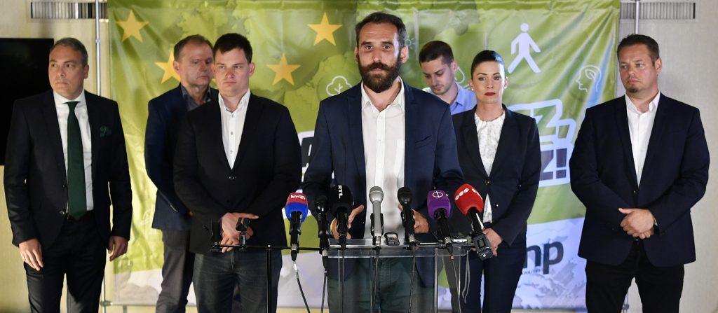 Grünen-Parteivorstand tritt zurück