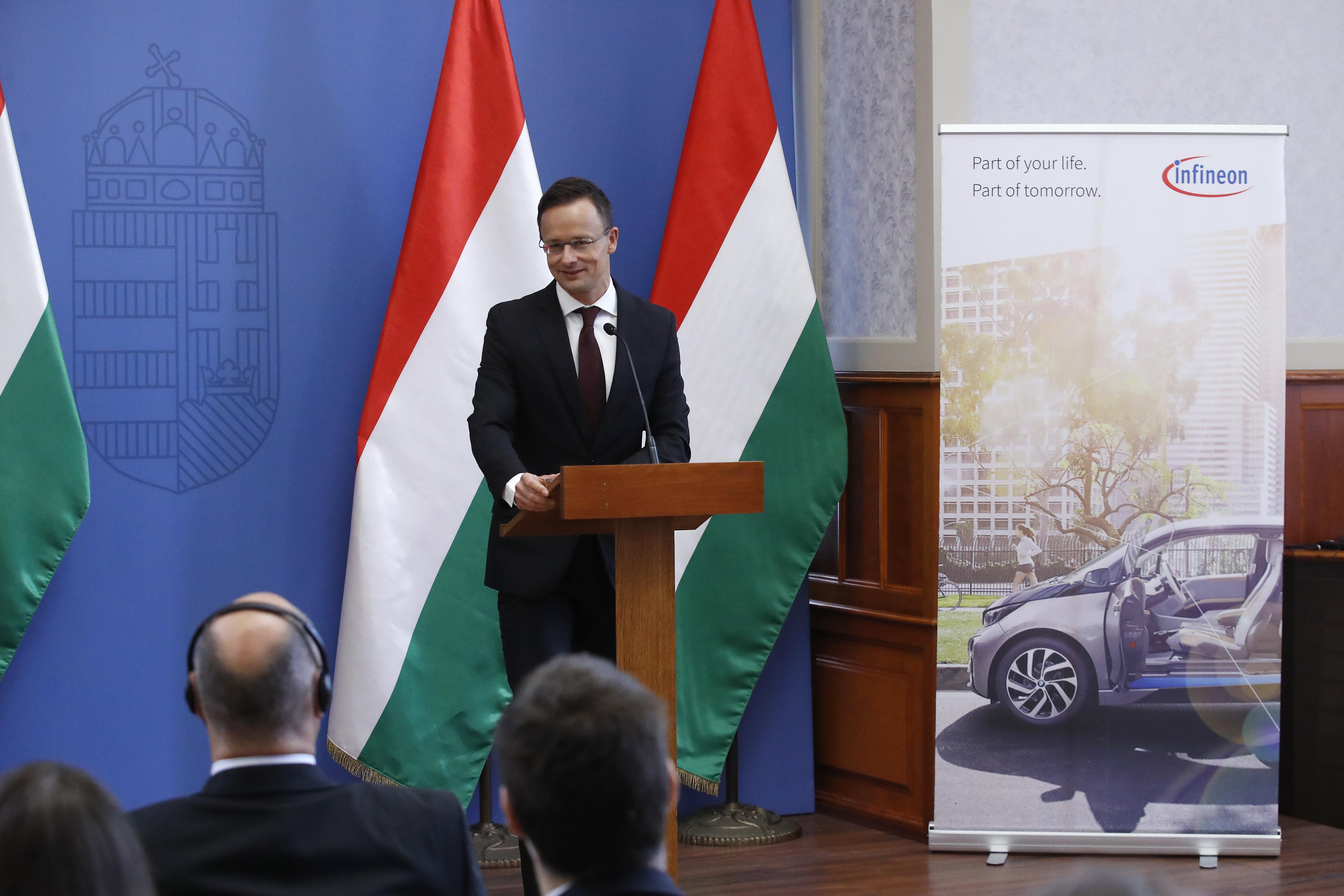 Deutscher Halbleiterhersteller investiert 100 Mio. EUR in Cegléd post's picture