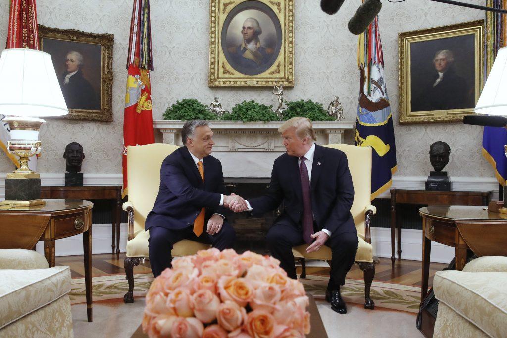 Orbán: Strategische Allianz zwischen Ungarn und den USA gestärkt post's picture