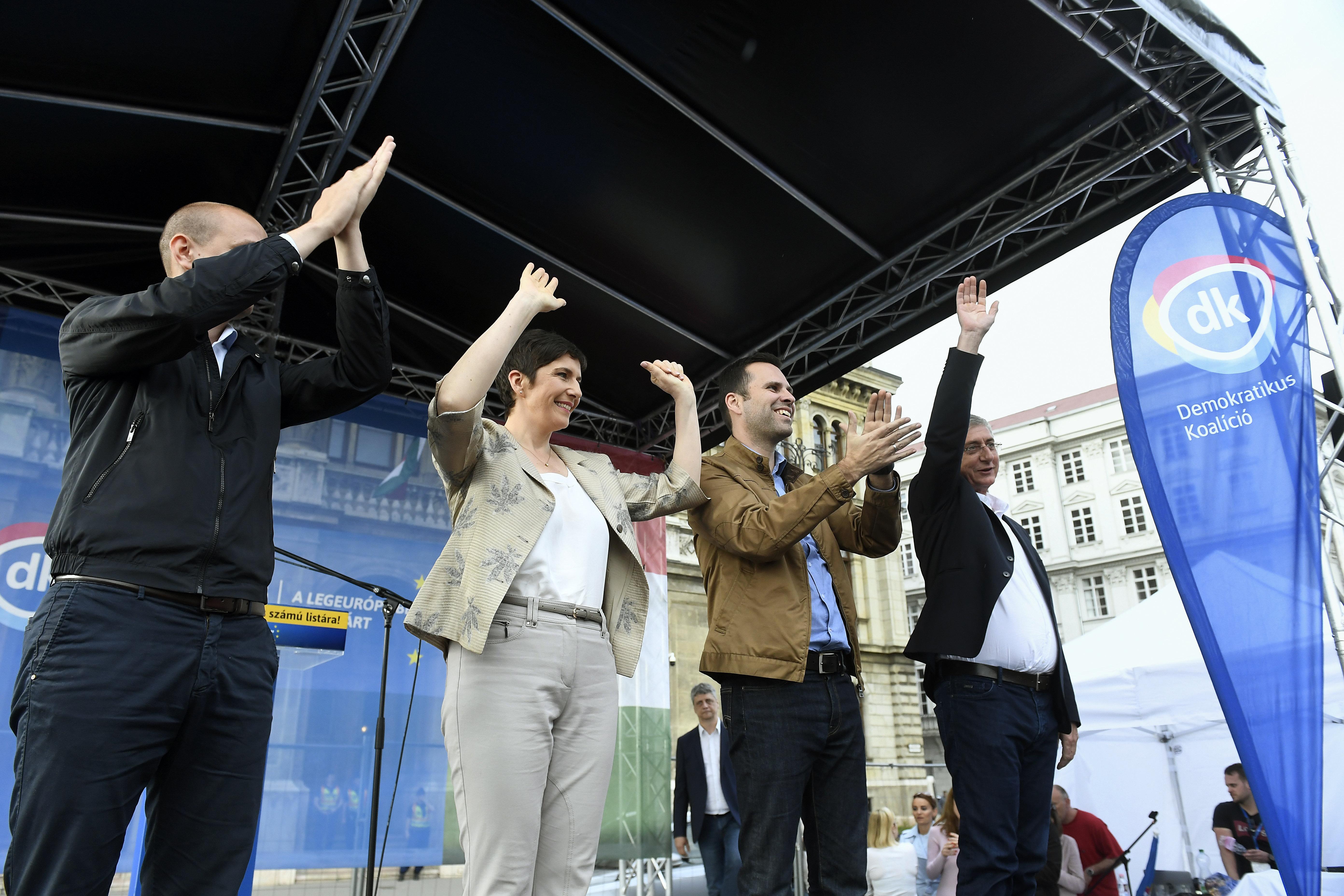 """EP-Wahl – DK: """"Vereinigte Staaten von Europa von der Mehrheit unterstützt"""" post's picture"""
