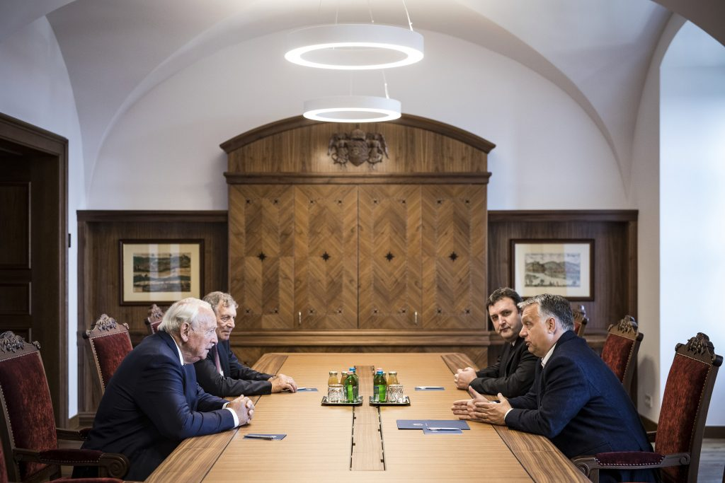Knorr-Bremse plant Innovationszentrum in Budapest – Ehrenvorsitzender mit Premier verhandelt post's picture
