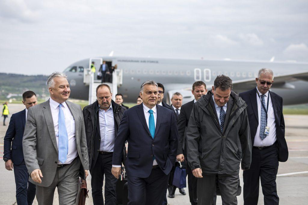Orbán in Siebenbürgen: Frage der Migration hat für alle europäischen Länder höchste Priorität