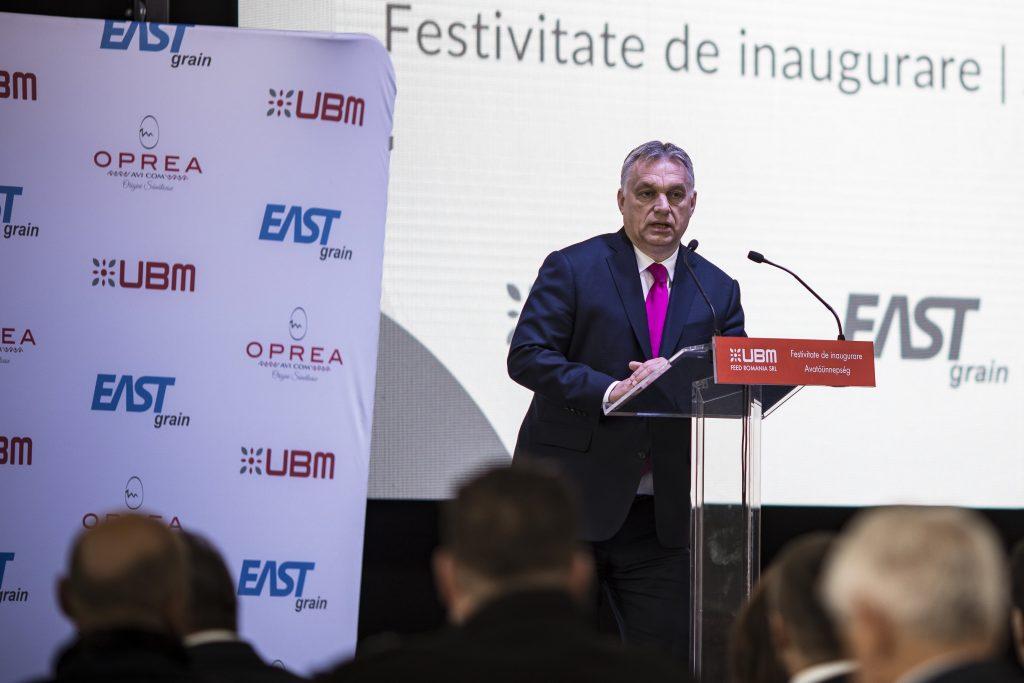 Orbán: Ungarn engagiert sich für die Stärkung der mitteleuropäischen Zusammenarbeit