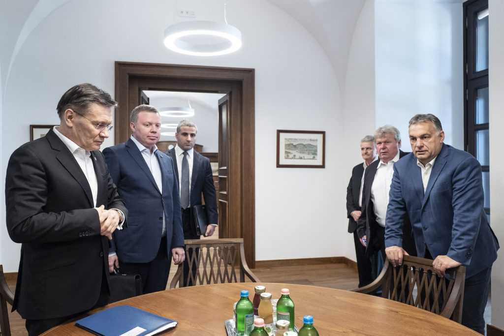 Viktor Orbán: Erweiterung von Paks ist nationales Interesse post's picture