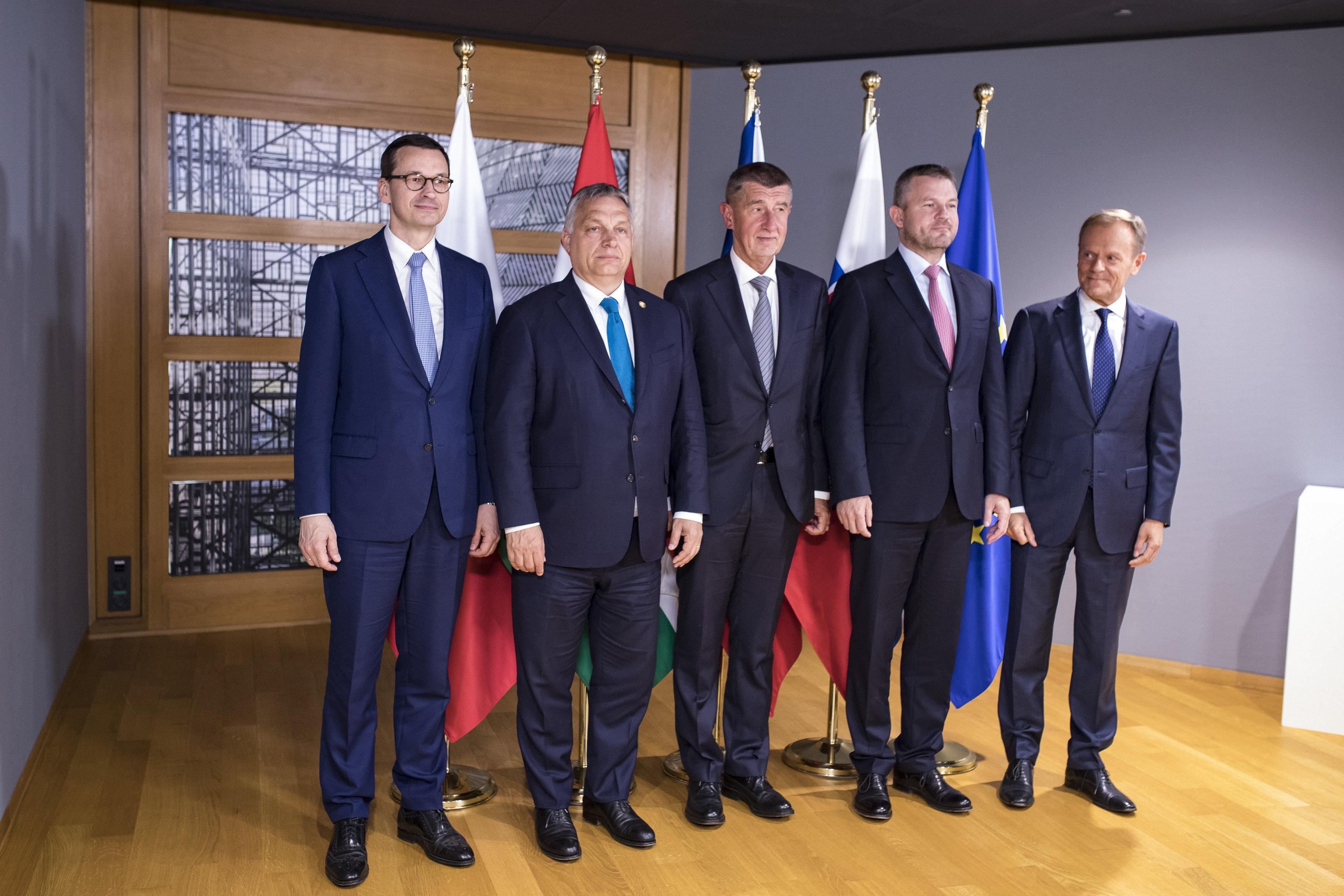 EU-Sondergipfel: Haben Visegrád-Staaten einen eigenen Kandidaten? post's picture