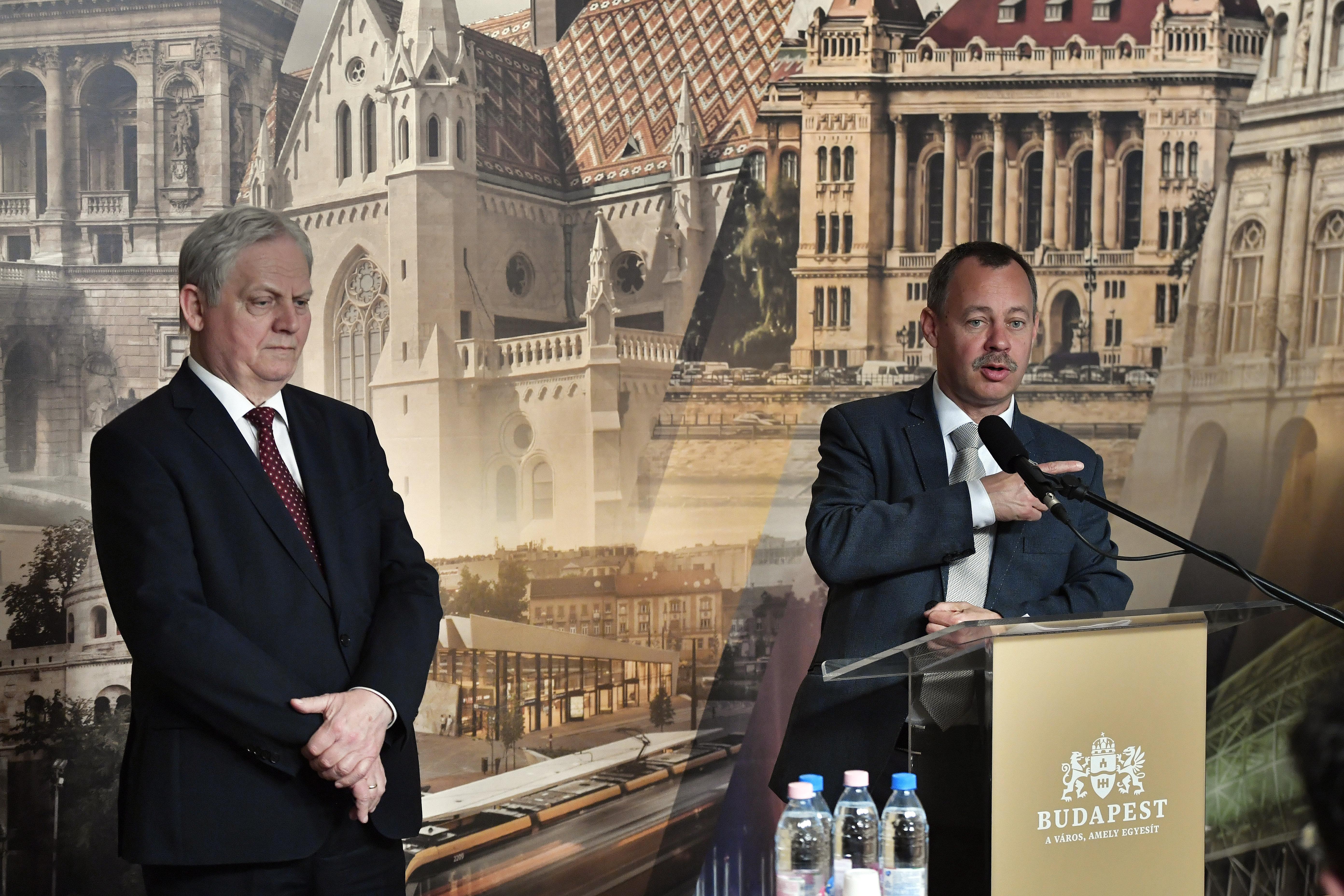 """Budapest: Zusätzliche Mittel für Radwege, Opposition hält es """"extrem teuer"""" post's picture"""