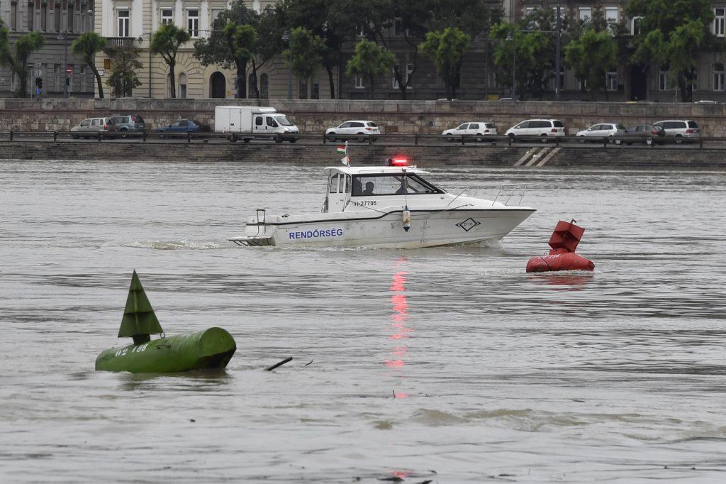 Schiffskollision in Budapest: Einundzwanzig Personen immer noch vermisst