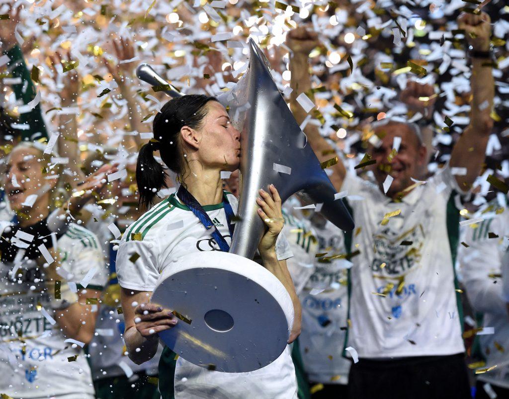 Frauenhandball: Győr zum dritten Mal in Folge Champions-League-Sieger