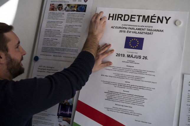 Presseschau: Europaparlamentswahlkampf auf der Zielgeraden post's picture