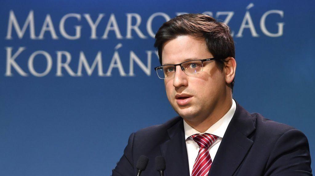Kanzleramtsminister Gulyás: Ungarn ist seit 2010 auf dem richtigen Weg post's picture
