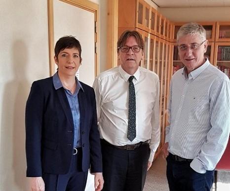 DK will im EP Druck auf Fidesz auszuüben post's picture