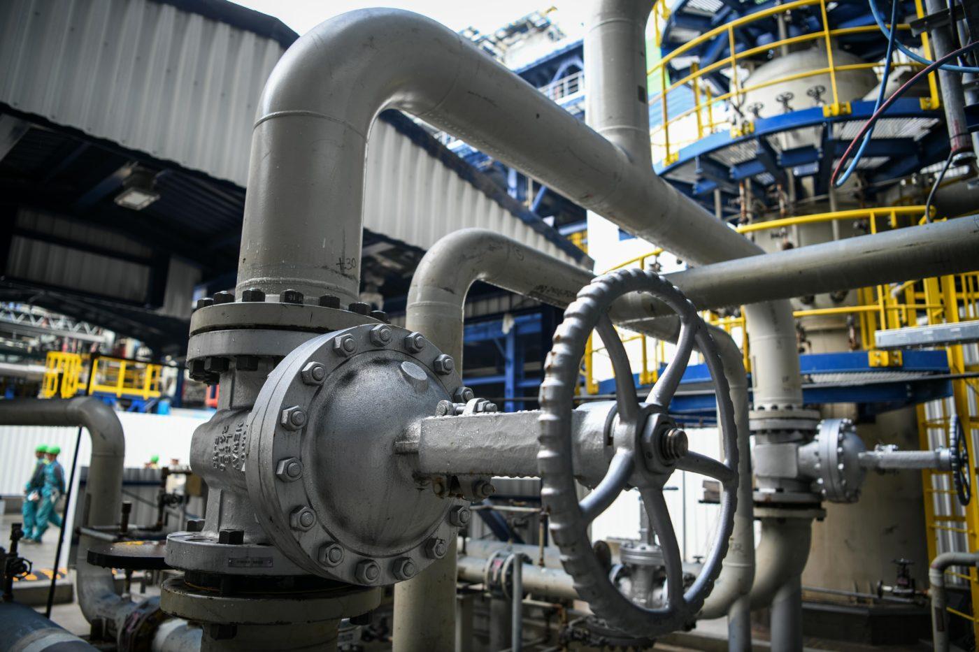 MOL entfernt 100 Kilotonnen verschmutztes, russisches Rohöl aus der Druschba-Pipeline post's picture