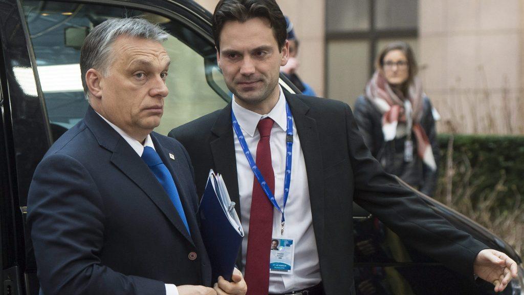 Orbán sagt Nein zur Fernsehdebatte mit Timmermans post's picture