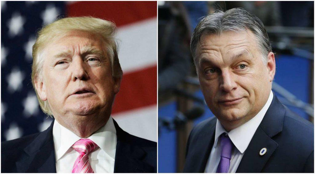 Orbán traf Salvini – und besucht bald auch Trump post's picture
