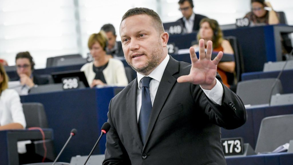 Linke Opposition: Viktor Orbán bedroht Ungarns EU-Mitgliedschaft post's picture